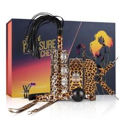 bdsm set - leopard