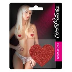bielizna-nipplesticker heart