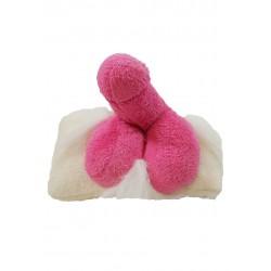 pluszaki-poduszka penis- mini