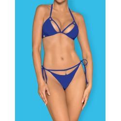 bielizna-costarica niebieski l