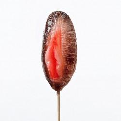 słodycze-lizak wagina